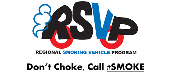 Regional Smoking Vehicle Program