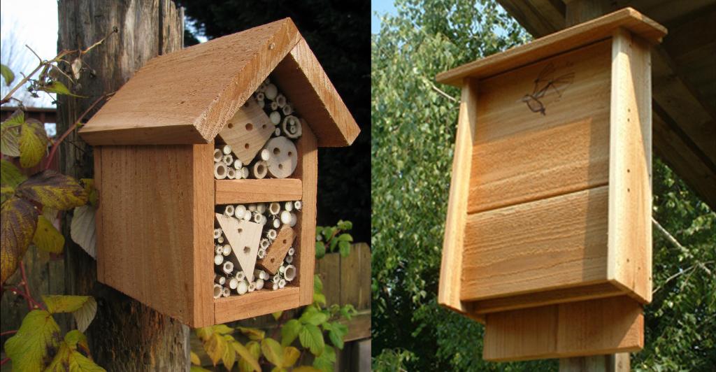 Pollinator Houses