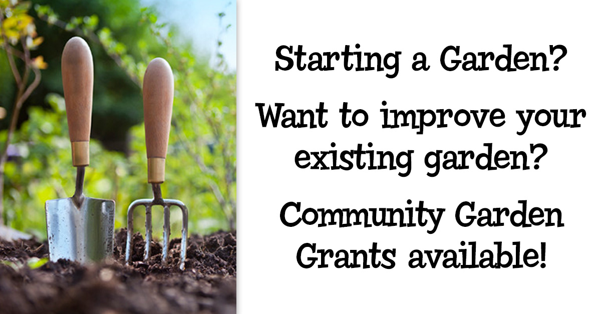 Community Garden Grant Guidelines GreenDallas