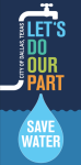 Mayor Water Conservation Pledge