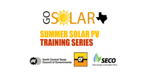 GoSolar Summer PV Training Series - Real Estate Professionals @ Cedar Valley College, M Building | Lancaster | Texas | United States