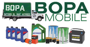 BOPA Mobile (Batteries, Oil, Paint, Antifreeze) Collection @ Hampton-Illinois Library | Dallas | Texas | United States