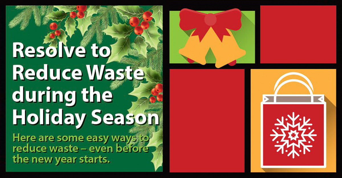 Go Zero Waste this Winter with Some Simple Tips! – GreenDallas