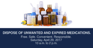 DEA National Drug Take-back Day @ Multiple Locations
