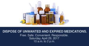DEA National Drug Take-back Day @ Multiple Locations