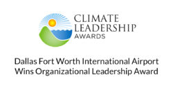 DFW Airport wins 2017 Climate Leadership Award