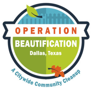 Operation Beautification @ Your Community | Dallas | Texas | United States