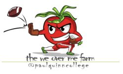 we over me farms logo