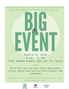 The Big Event @ Dallas | Texas | United States