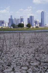 drought, Trinity River, Dallas, water conservation