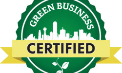 Dallas zero waste, green business certification