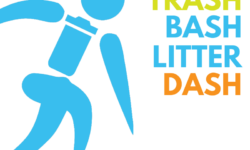 trash bash litter dash 2019 logo