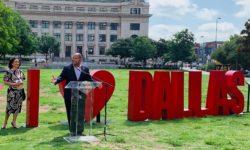 Dallas Mayor, Mayor Eric Johnson