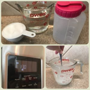 how to make sugar water for humming birds blog photo