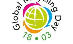 blog photo global recycling day logo