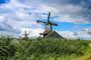 blog photo of old style windmill